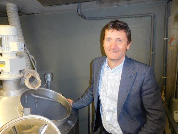 Smaakvolle speciaalbieren moet je niet inblikken, zegt Filip Delvaux.