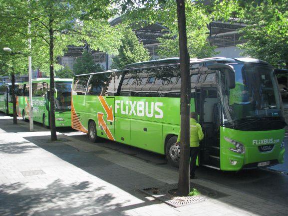 De opmars van Flixbus draagt bij tot de nieuwe toekomst voor autocarreizen.