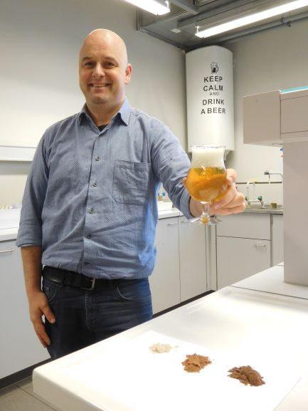 Voor Gert De Rouck kan hout het vijfde ingrediënt voor bier worden.