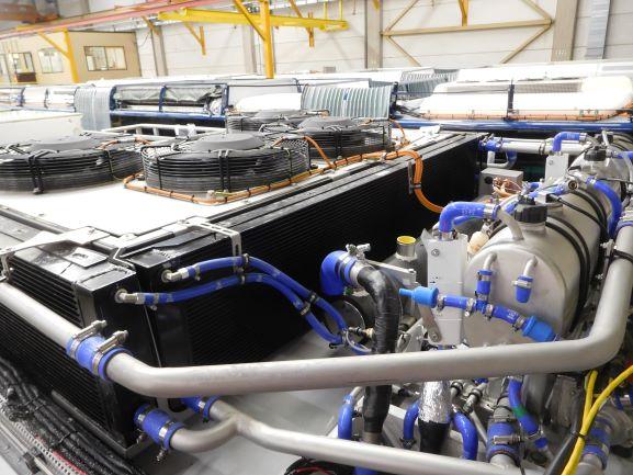 Waterstof wordt de energiedrager voor bussen.