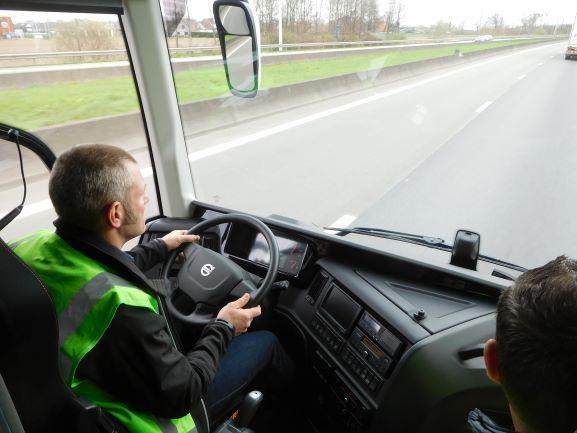 Investeren in veiligheid zorgt voor tevreden passagiers en chauffeurs.