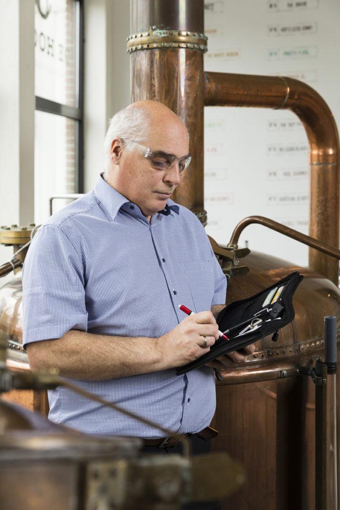 Geert Van Lierde bierjournalist