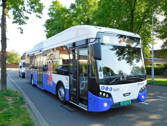 Elektrische bus Arriva