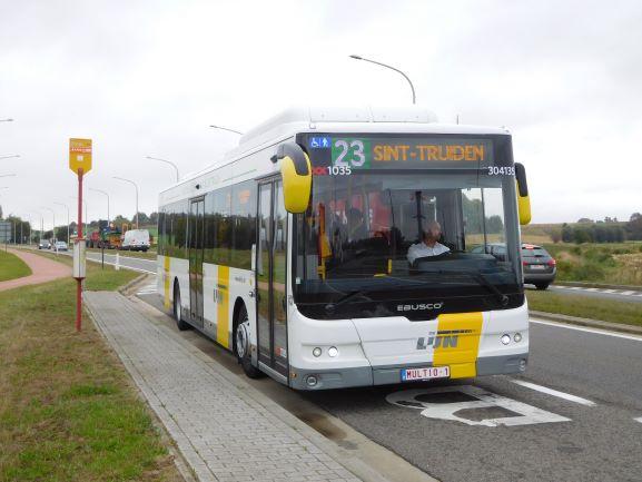 Multiobus Ebusco 2.1 Elektrische bus