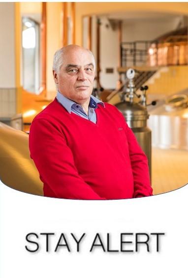 Geert Van Lierde Stay alert