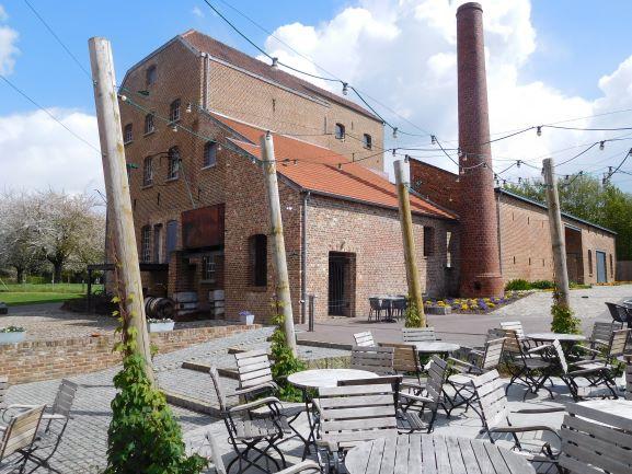 Brouwerij stokerij Wilderen
