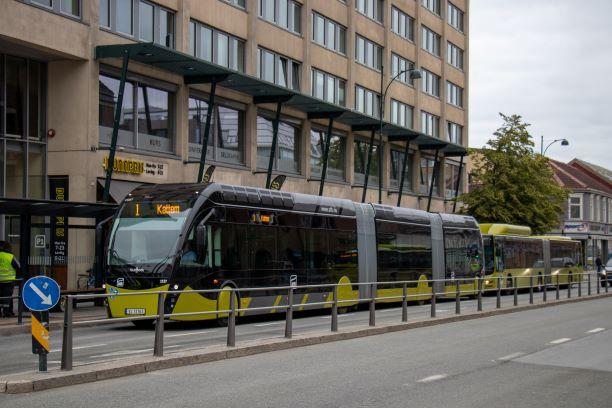 Van Hool Exqui.City Trondheim
