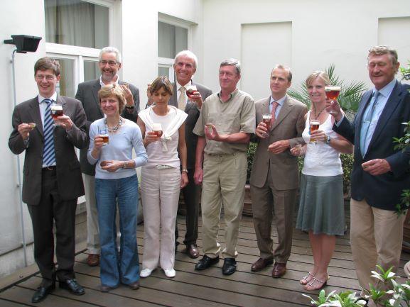 Speciale Belge beer 2010