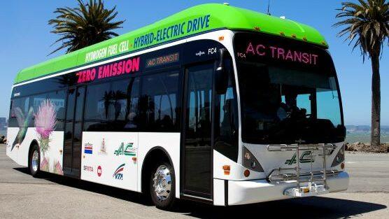 A300L FC San Francisco Van Hool Fuel Cell