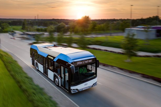 Solaris Urbino 12fU hydrogen